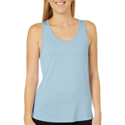 RB3 Active Womens Solid Vented Tank Top
