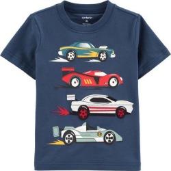 Carters Toddler Boys Race Cars T-Shirt