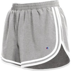 Champion Womens Physical Education Heathered Shorts found on Bargain Bro India from BeallsFlorida for $30.00