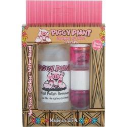 Piggy Paint Natural As Mud Nail Polish & Polish Remover
