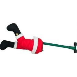 Mr. Christmas Animated Santa Kicker Tree Decor found on Bargain Bro India from BeallsFlorida for $69.99