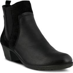 Spring Step Womens Pousada Pull On Bootie