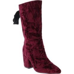 Penny Loves Kenny Womens Trace Velvet Boots