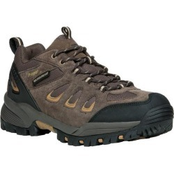 Propet USA Mens RidgeWalker Low Brown Shoes found on Bargain Bro Philippines from BeallsFlorida for $89.95