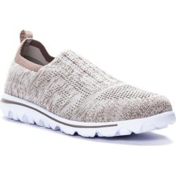 Propet Womens TravelActiv Stretch Slip Ons found on Bargain Bro Philippines from BeallsFlorida for $67.99