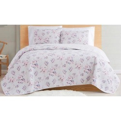 Cottage Classics Rose Dusk Quilt Set found on Bargain Bro India from BeallsFlorida for $79.99