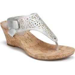 White Mountain Womens Alise Thong Sandals
