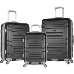 Olympia Luggage Denmark 3-pc. Hardside Spinner Luggage Set