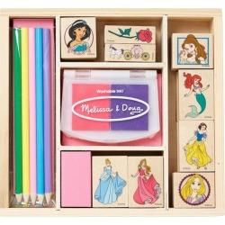 Melissa & Doug Disney Princess Stamp Set