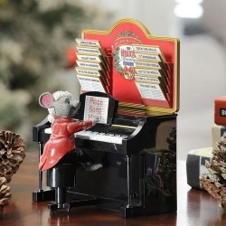 Mr. Christmas Magical Mouse Interactive Muscial Decor found on Bargain Bro India from BeallsFlorida for $149.99