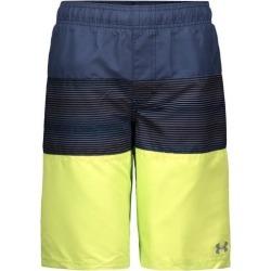 Under Armour Big Boys Colorblock Stripe Swim Trunks found on Bargain Bro India from BeallsFlorida for $40.00