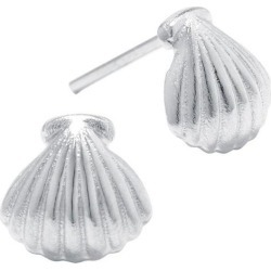 Sterling Earrings Coastal Shell Stud Earrings found on MODAPINS from BeallsFlorida for USD $34.00