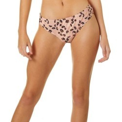 Hot Water Juniors Leopard Wide Hipster Swim Bottoms found on Bargain Bro India from BeallsFlorida for $30.00