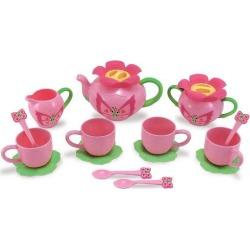 Melissa & Doug Bella Butterfly Play Tea Set