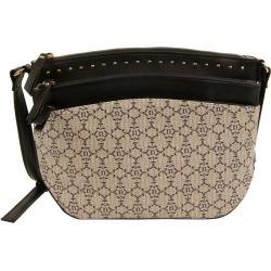 Nanette Lepore Logo Crossbody Handbag found on Bargain Bro from BeallsFlorida for USD $59.28