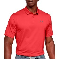 Under Armour Mens UA Performance Textured Golf Polo Shirt found on Bargain Bro Philippines from BeallsFlorida for $55.00