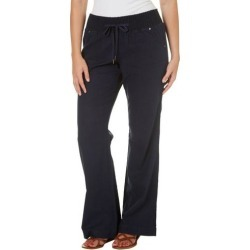 Rewash Juniors Solid Smocked Linen Pants found on Bargain Bro India from BeallsFlorida for $39.00