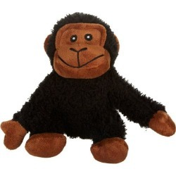 Multipet Look Who's Talking Chimpanzee Dog Toy