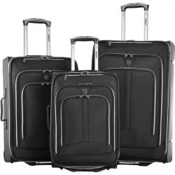 Olympia Luggage Hamburg 3-pc. Luggage Set