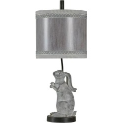 StyleCraft Rascal Rabbit Table Lamp