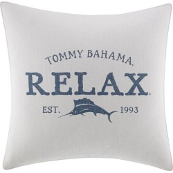 Tommy Bahama Raw Coast Relax Square Pillow