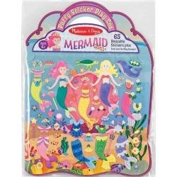 Melissa & Doug Mermaid Puffy Sticker Play Set