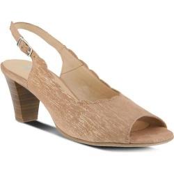 Spring Step Womens Janelle Slingback Sandals