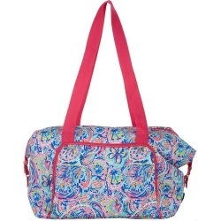 Tackle & Tides Flamingo Paisley Cooler Duffle found on Bargain Bro India from BeallsFlorida for $74.99