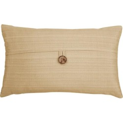 Lush Decor Special Edition Button Oblong Decorative Pillow found on Bargain Bro India from BeallsFlorida for $34.99