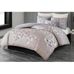 N Natori Sakura Blossom 3-pc. Comforter Set