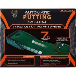 World of Golf Automatic Putting System