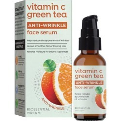 Bioessential Vitamin C Green Tea Anti-Wrinkle Face Serum found on MODAPINS from BeallsFlorida for USD $8.97