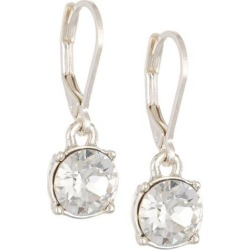 Gloria Vanderbilt Clear Crystal Drop Earrings found on Bargain Bro India from BeallsFlorida for $16.00