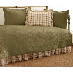Stone Cottage Trellis 5-pc. Daybed Set found on Bargain Bro India from BeallsFlorida for $109.99