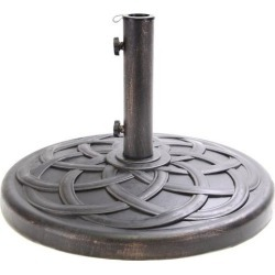 Jordan Polystone Decorative Umbrella Base found on Bargain Bro India from BeallsFlorida for $49.99