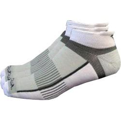Saucony Mens 3-pk. Inferno White Running Socks found on Bargain Bro India from BeallsFlorida for $15.00