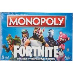 Hasbro Fortnite Monopoly Board Game