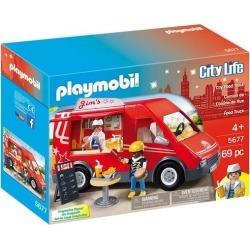 Playmobil 69-pc. City Life City Food Truck Play Set
