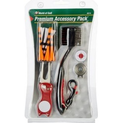 World of Golf Premium Accessory Pack found on Bargain Bro from BeallsFlorida for USD $15.20