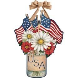 Studio M USA Mason Jar Door Decor found on Bargain Bro India from BeallsFlorida for $29.99
