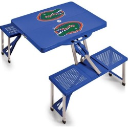 Florida Gators Folding Picnic Table by Picnic Time found on Bargain Bro India from BeallsFlorida for $169.99