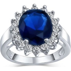 BLING Sapphire Royal Engagement Ring