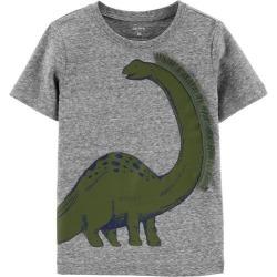Carters Toddler Boys Fringe Dinosaur T-Shirt
