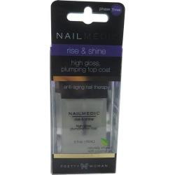 Nail Medic Rise & Shine High Gloss Top Coat Nail Polish found on MODAPINS from BeallsFlorida for USD $4.97