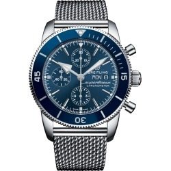 Breitling Superocean Heritage II Chronograph 44 (A13313161C1A1) found on Bargain Bro India from Betteridge for $6240.00