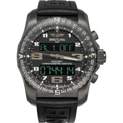 Pre-Owned Breitling Cockpit B50 Black Titanium (VB501022/BD41) found on Bargain Bro Philippines from Betteridge for $5400.00