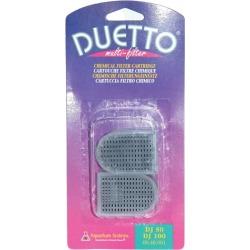 Aquarium Systems Duetto Carbon Filter Cartridges - 2 pk