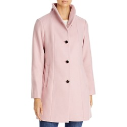 Kate Spade New York Stand Collar Coat