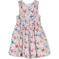 Pippa & Julie Girls' Butterfly Bow-Front Dress - Baby found on Bargain Bro India from bloomingdales.com for $54.00