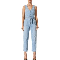 Grlfrnd Amaya Jean Jumpsuit found on MODAPINS from bloomingdales.com for USD $223.50
